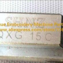 Линейный подшипник направляющей слайдер SHNZ QXG 15C для W15mm рельсы некоторых Tajima Feiya Китай вышивка машины запасных Запчасти магазин 736750