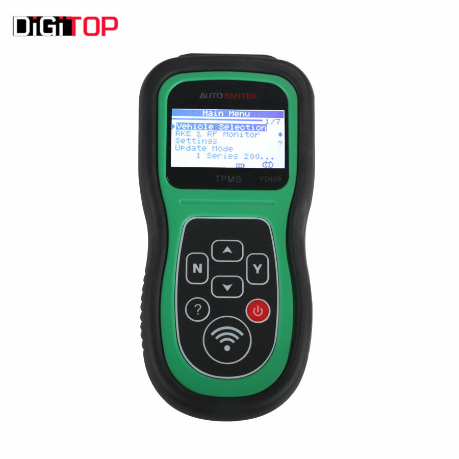 YD409 TPMS Sensor Trigger Tool for Activate and Decode TPMS Sensor YD409 TPMS Sensor