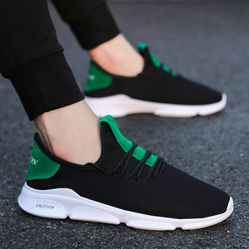 цена на Fashion Sneakers Casual shoes for men Comfortable Running Shoes Brand Breathable Outdoor vulcanized shoes High Quality Light