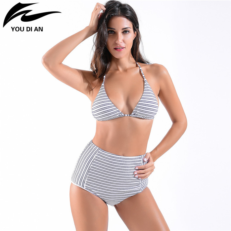 Asia & Pacific Islands Clothing Yoga Hollow Swimsuit Push Up Swimwear Women Solid Bikini Sexy Two Piece Swimsuits Women High Waist Setseparate Bathing Suits Tankinis For Improving Blood Circulation