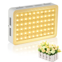 Full Spectrum 60x5w 300W LED Grow Lights for all stage of plants growth indoor Hydroponic greenhouse personal grow box/tent
