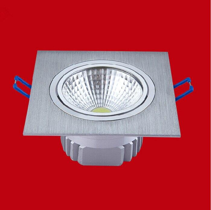 Бесплатная доставка 10w20w30w COB Потолочный светильник СИД Epistar потолочный светильник Встраиваемые пятно света ac85v-245v Бесплатная доставка