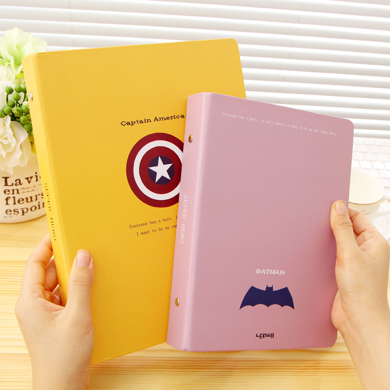 Aliexpress.com : Buy CHENYI Buckle Notebook Thickened