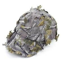 Наружная туристическая шляпа Маскировочная шапка для путешествий Мужская Охота