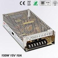 15V 10A 150W Switching Switch Power Supply For Led Strip Transformer 110V 240V AC To Dc