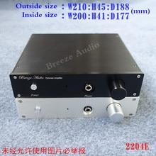 BRZHIFI BZ2204 series aluminum case for headphone amplifier