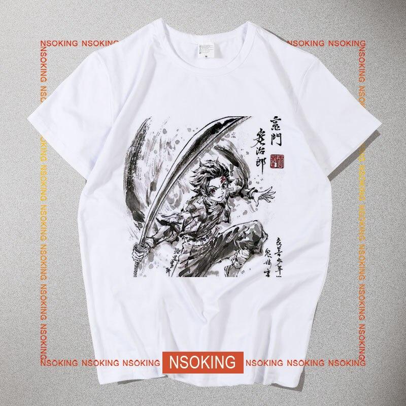 鬼灭之刃新T恤模板07