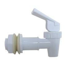 Hoomall 1 шт. пластиковый диспенсер для воды, кран, замена, домашний необходимый питьевой фонтаны, запчасти, подходит для 3/4 дюймов, открытие