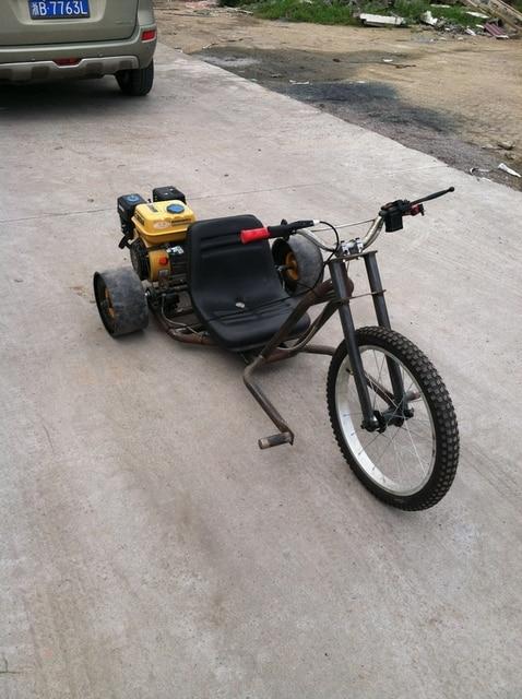 motorized drift trike for adult slider petrol engine drift trike motorized go kart fat tire. Black Bedroom Furniture Sets. Home Design Ideas