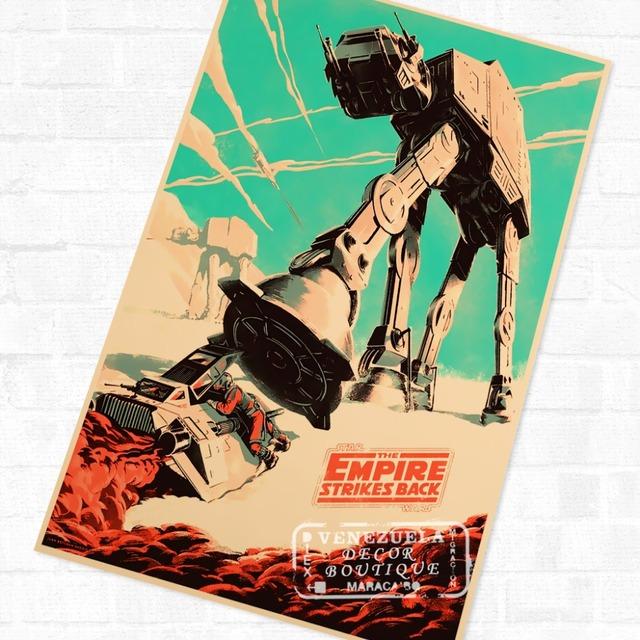 Star War Kraft Poster