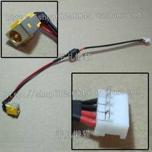 Free shipping For Acer 2930 2930g notebook with a line power connector power head