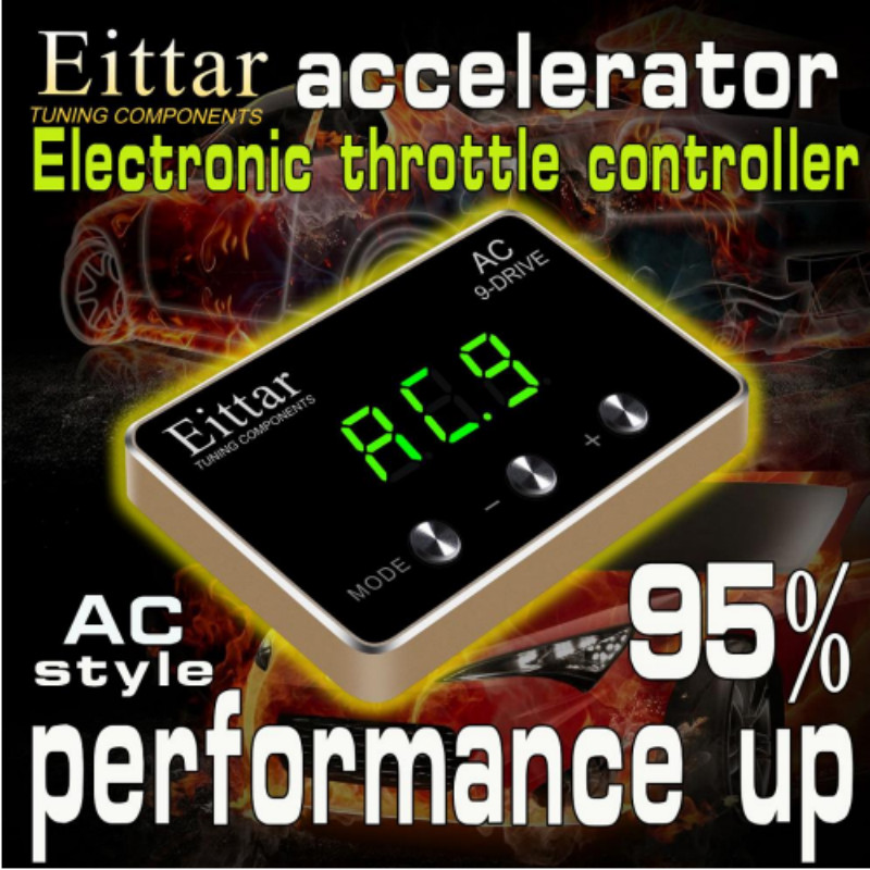 Car Electronic Throttle Controller Pedal Accelerator Auto Gas Pedal Booster Commander For Mercedes Benz AMG GT R190 2014+|Car Electronic Throttle Controller| |  - title=