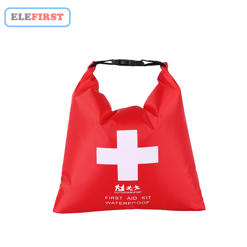 Portable Waterproof First Aid Bag Outdoor Survival Emergency Kits For Outdoor Camp Hiking Fishing Emergency Kits Accessories