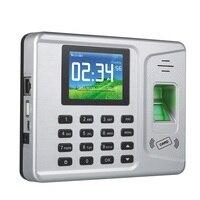 Aliexpress com : Buy Fingerprint time attendance card punching