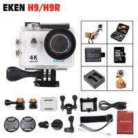 2016 EKEN H9 H9R 4K Ultra HD Remote Action Cameras 2 0 LCD Waterproof Pro Helmet