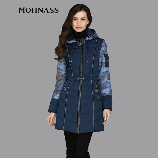 DECENTLY 2015 весна новынкаженскийсинтепон модный по фигуре с капюшоном бренда пальто синтепон MC-5A7454