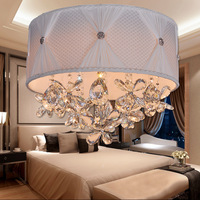 Modern Minimalist Living Room Dimming Control Led Ceiling Lamps 36w Fashion Bedroom Ceiling Lamps AC90 265v