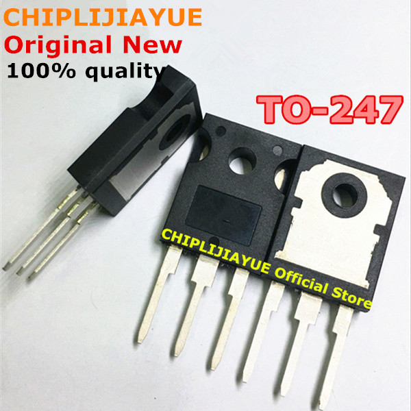 10PCS FGH40N60UFD FGH40N60SFD FGH40N60 40N60 TO-247 FGH40N60SMD New And Original IC Chipset