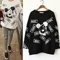 Kawaii Mickey Sudadera Para Las Mujeres/de Las Mujeres Sweatershirt/Mickey Sudaderas Mujeres/Mickey Femmes Sudaderas