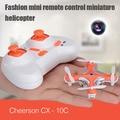 Cheerson CX - 10C CX-10C CX10C Mini 2.4G 4CH 6 Axis Gyro RC helicopter Quadcopter drone with 0.3MP Camera Remote Control Toys