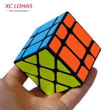YongJun 3X3X3 Speed Puzzle Magic Cube Profissional Competition Magic Cube Educational Toys For Children Kids Cubo