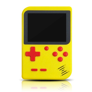Image 4 - Classic mini game machine 400 retro game console nostalgic handheld game console childrens game console