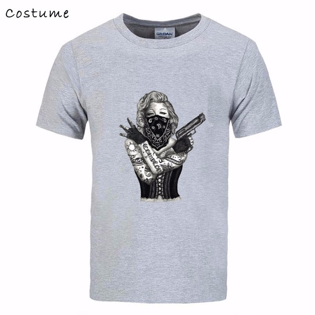 Cheap Sale Male t shirt Short Sleeve Clothes Natural Cotton ...