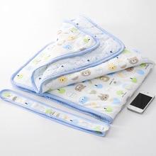 Diapers Swaddleme font b Organic b font Cotton font b Baby b font Sleeping Blanket Toddler