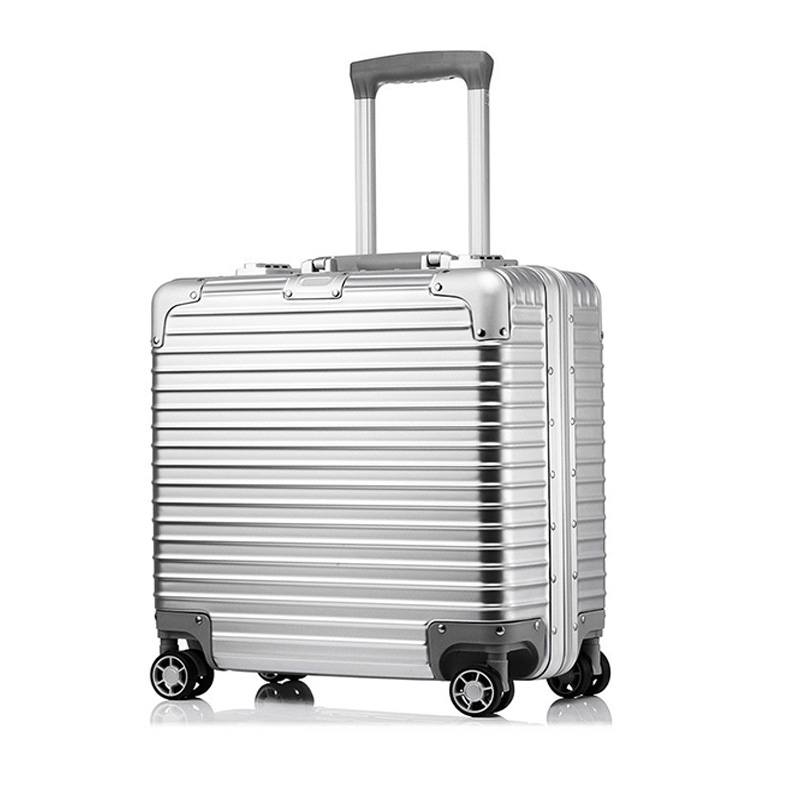 18inch suitcase captain airborne chassis box fashion camera travel suitcase aluminum frame Rolling luggage Boarding trolley case18inch suitcase captain airborne chassis box fashion camera travel suitcase aluminum frame Rolling luggage Boarding trolley case