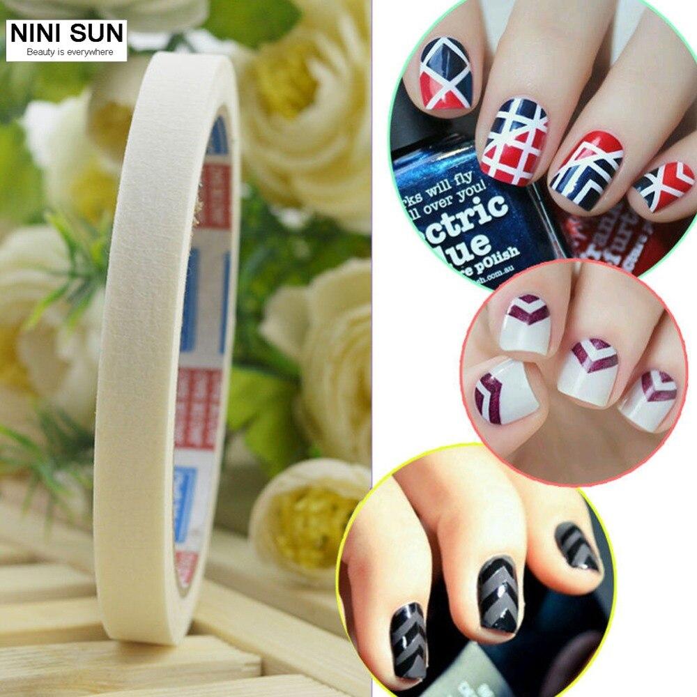 12pcs Lot 17m12cm Nail Art Tips Nail Stickers Taps French Nail