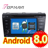 TOPNAVI 7 Android 8 0 4G 32G Octa Core Car Navigation Multimedia Players Auto DVD Players