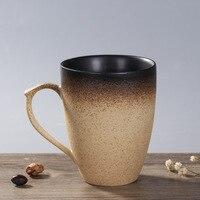 Classic Ceramic Pottery Milk Mugs