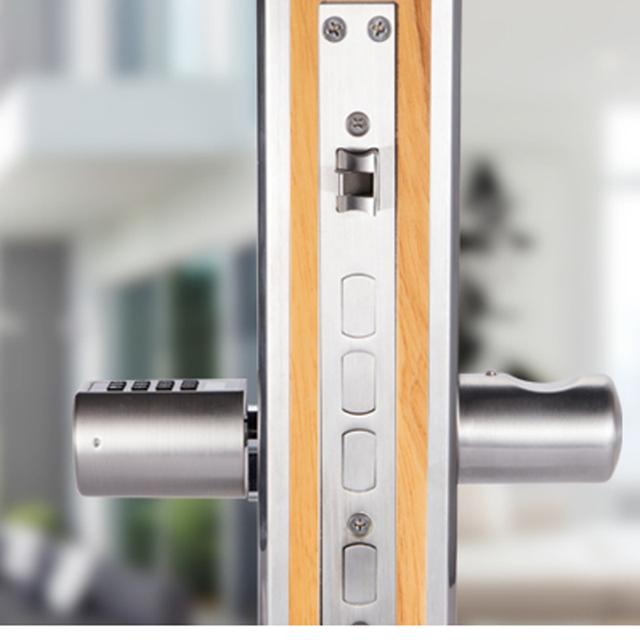 Smart Waterproof Stainless Steel Lock