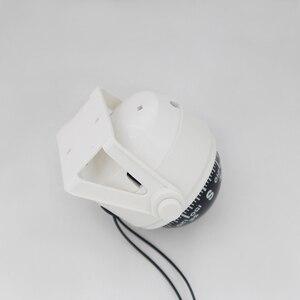 Image 5 - Boussole de Navigation pour voile, blanc/noir, pour bateau, 12V, LED