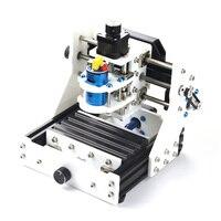 WOLIKE 130x90x40 мм EleksMaker EleksMill ЧПУ Micro гравировка машина с 500 МВт лазерный модуль рабочая зона 3 оси принтер/Каттер