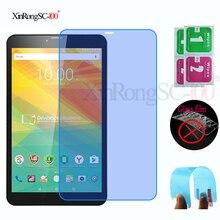 Мягкий TPU Защитная пленка с нано-покрытием Экран защитная плёнка для НУА Вэй для DEXP Ursus N180 N280 P280 P380 8 дюймов планшет не закаленное Стекло
