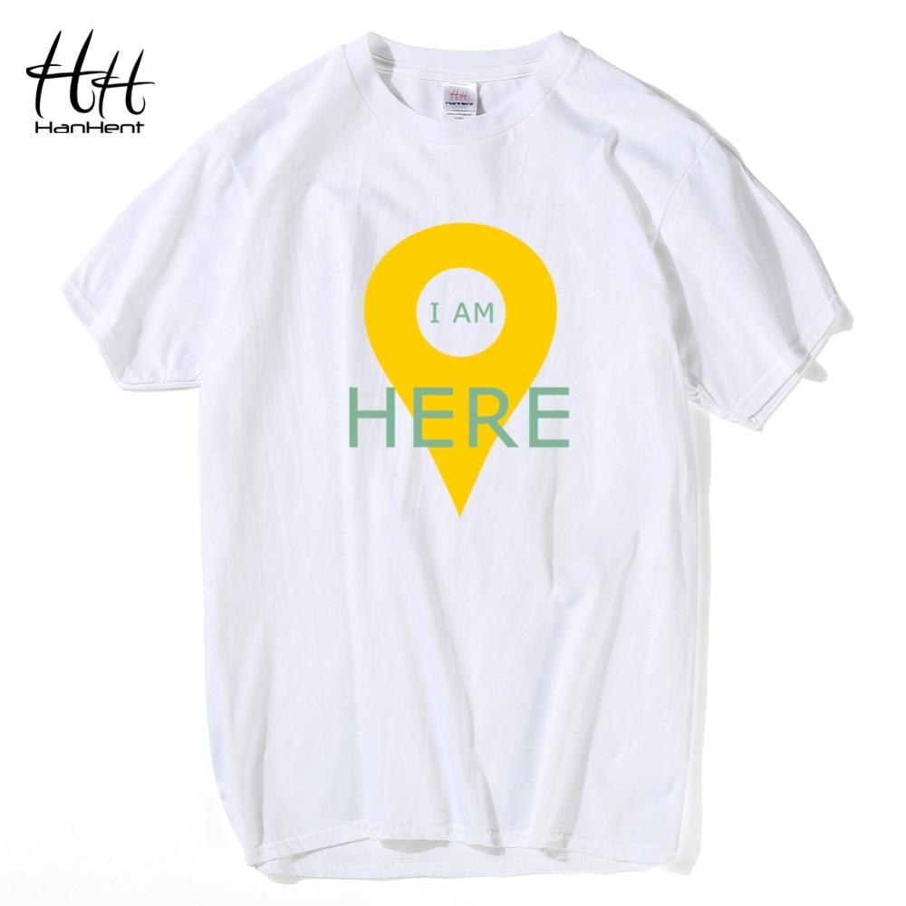 HanHent GPS Pozicioniranje Muške majice Majice s kratkim rukavima - Muška odjeća - Foto 2