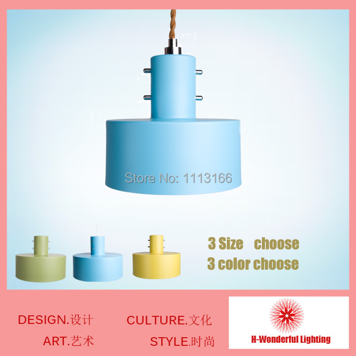 Free Shipping Modern Pendant Lights Indoor Lighting Lustres Home Decoration Colorful Lamp Green/Yellow/Blue Aluminum for Kitchen free shipping modern pendant lights indoor lighting lustres home decoration colorful lamp green yellow blue aluminum for kitchen
