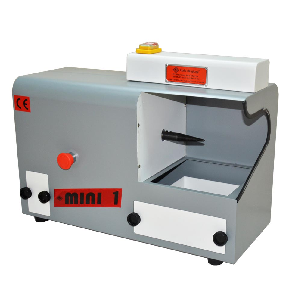 Bench Polishing Machine Bench Grinder For Jewelry Polishing Machine With Dust Collector