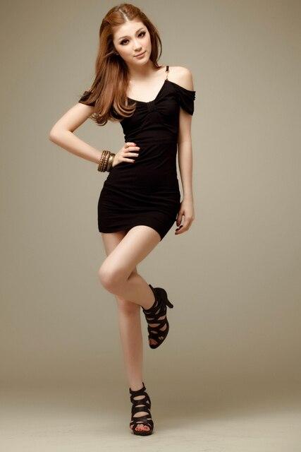 Short Skirt Dress - Dress Ala
