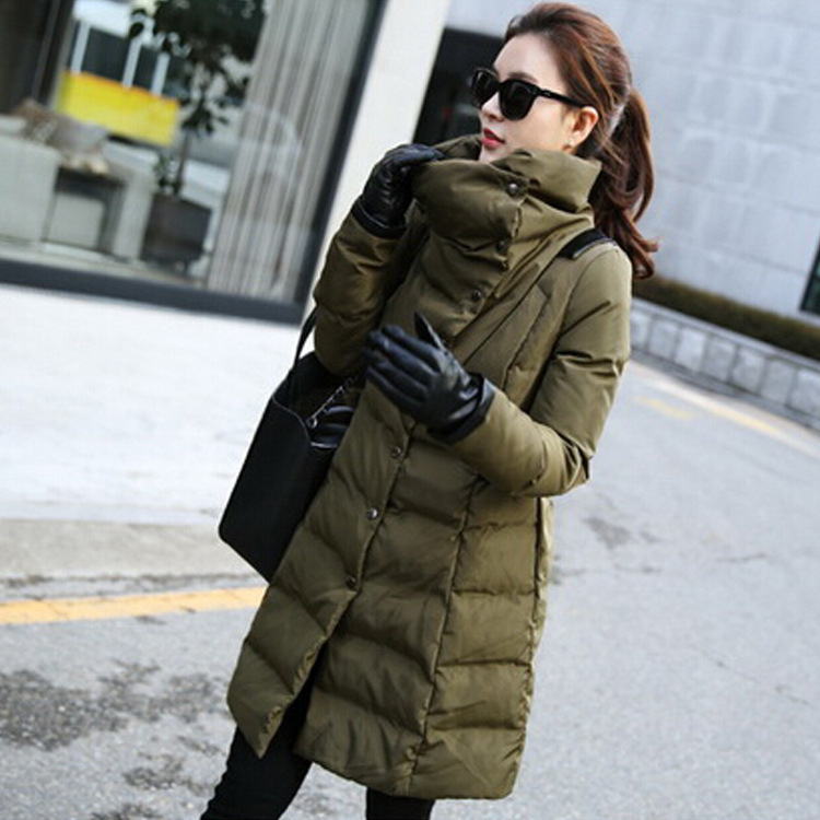 Aliexpress.com : Buy coat winter jacket parka women military coat ...