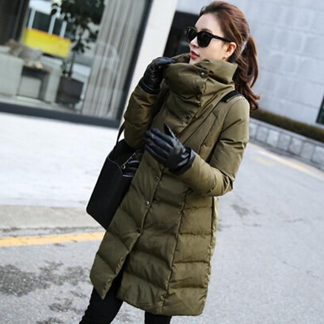 Aliexpress.com : Buy coat winter jacket parka women military coat ...