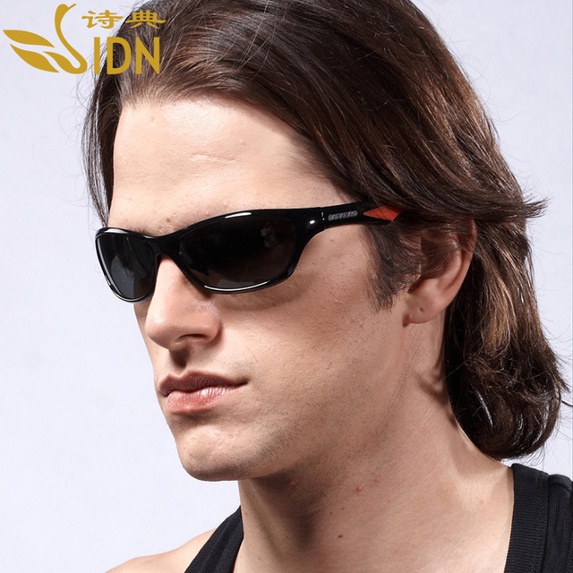The left bank of glasses sidn male polarized sunglasses driving glasses sunglasses 107