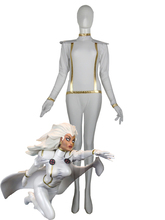 New Arrival White X-men Storm costume Women X-Men Cosplay Suit Halloween Superhero Cosplay Costume x men