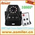 HOT Night Vision CCTV Câmera Digital HD 1080 P Câmera de Vigilância + controle remoto Sem Fio Portátil (VM-226A) Livre grátis