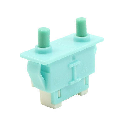 цена на Refrigerator SPST Lug Button Momentary Door Light Switch 250V 0.25A 125V 0.5A
