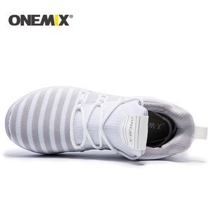Image 3 - ONEMIX New Running Shoes women warm height increasing shoes winter sports shoes for women Outdoor Unisex Athletic Sport Shoes