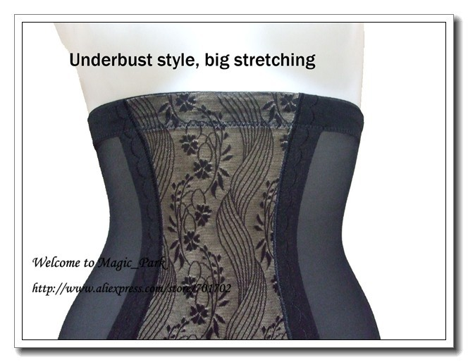 Asian Sz High Waist Sexy Lace translucent Plus Shapewear Magic Body shaper Waist Shaper Lift Butt Lifter Hot waist Shaper panty (2)