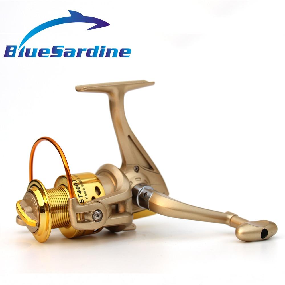 BlueSardine Olcsó spinning halászati tekercs műanyag - Halászat