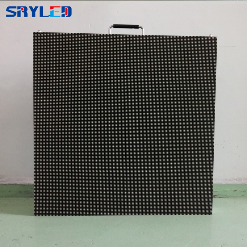 1/4S SMD3535 Waterproof  Full Color 1R1G1B P10 Outdoor Rental LED Screen  With Epistar Led Chip Die Casting Aluminum Led Cabinet